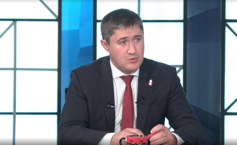 Дмитрий Махонин пока не вакцинировался от коронавируса.