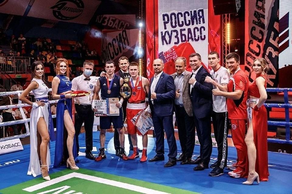 Югорские спортсмены привезли четыре награды всероссийского чемпионата по боксу Фото: Центр спортивной подготовки сборных команд Югры