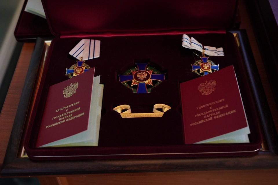 В Самаре за особые заслуги наградили тружеников
