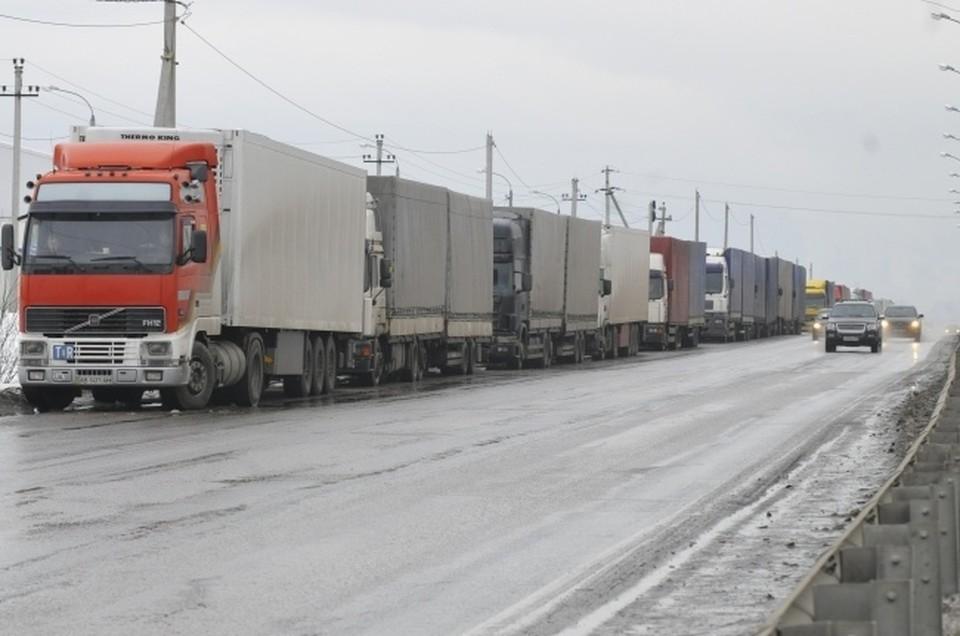 В Коми решили ограничить движение большегрузов на осенний период