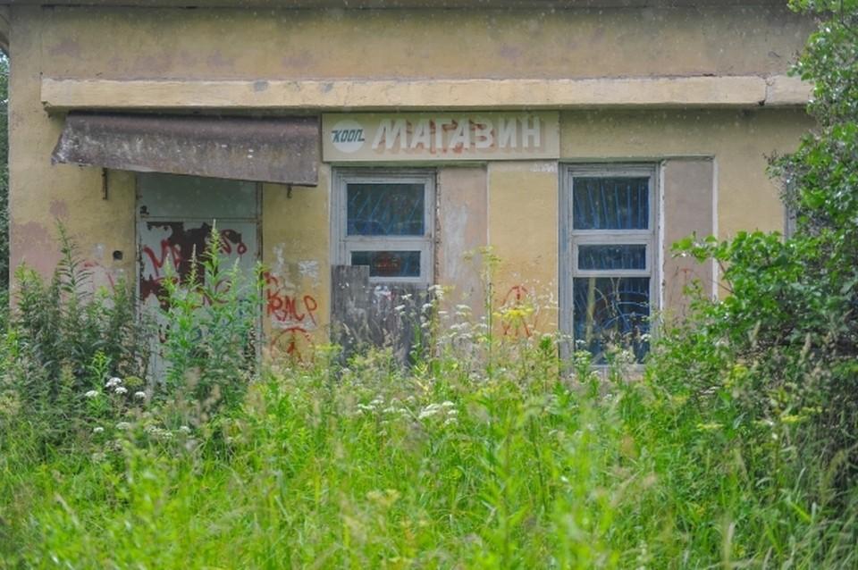 Местные жители боятся, что останутся без пропитания