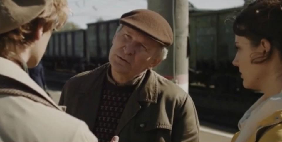 Премьера снятого в Смоленске сериала «Золотой папа» состоится 11 сентября. Фото: паблик «Подслушано Смоленск» ВКонтакте.