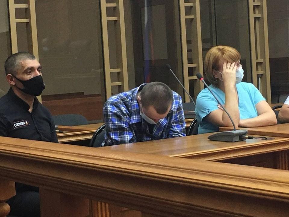 Из-за ревности Алексеев зарезал жену на глазах у детей