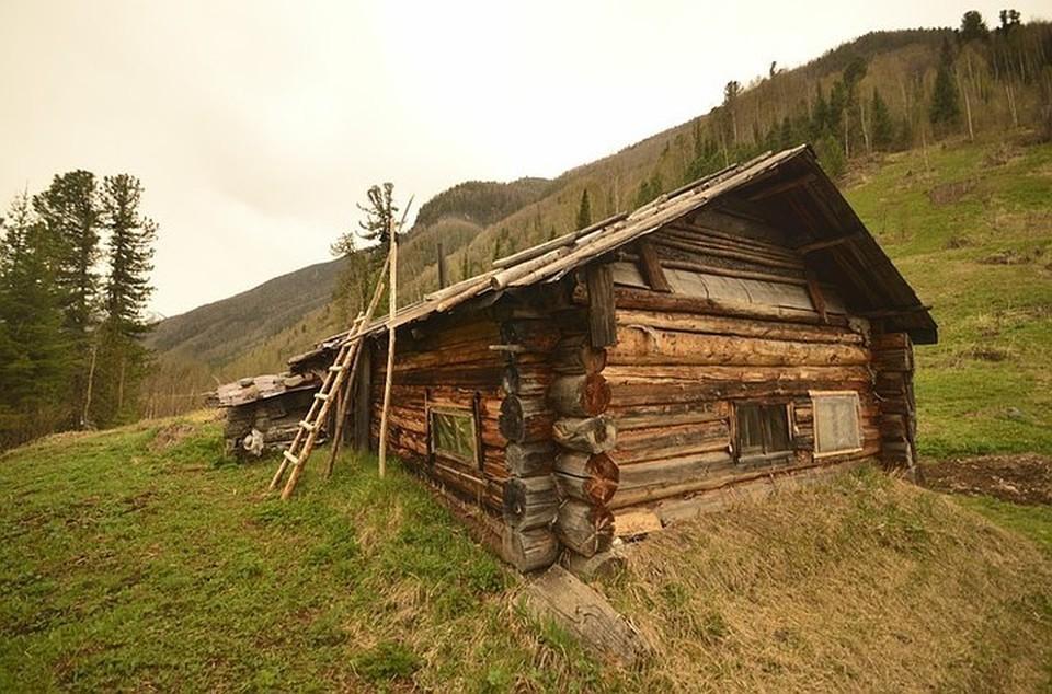 Старый дом Агафьи