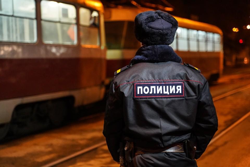 В Самаре женщина оскорбила полицейского