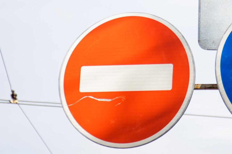 Схема объездного движения с установкой необходимых дорожных знаков согласована с УГИБДД по республике.