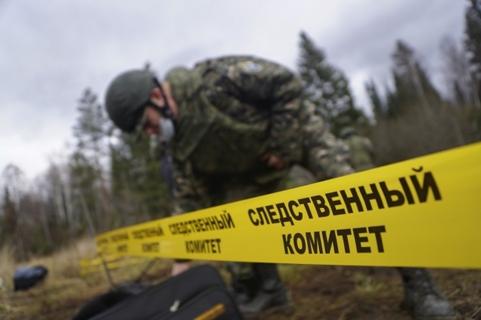 """Следователи возбудили уголовное дело по статье """"Убийство""""."""