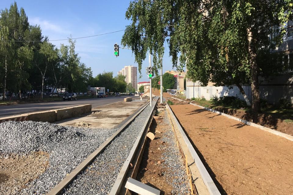 Проект реконструкции улицы Комсомольская предполагает вынос инженерных коммуникаций
