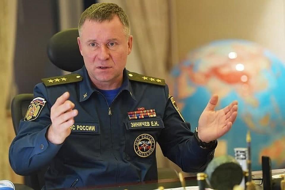 Игорь Кобзев выразил соболезнования в связи с гибелью Зиничева