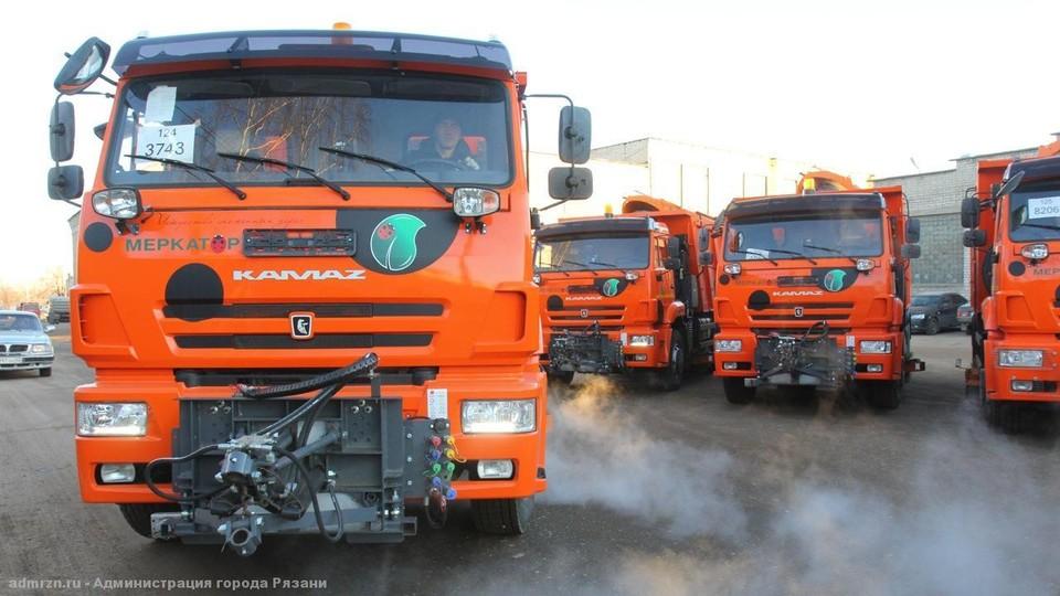 Прокуратура: Техника за 63 млн рублей для уборки снега в Рязани использовалась неэффективно.