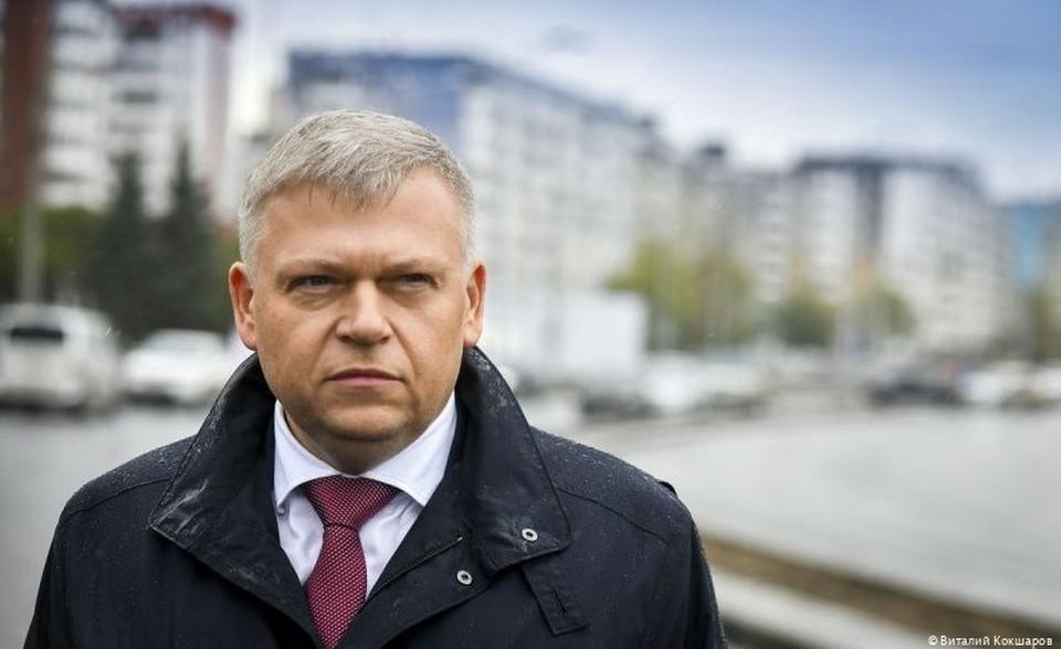 Алексей Дёмкин. Фото: Виталий Кокшаров/Администрация Перми