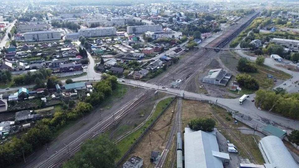 Александр Моор сообщил о строительстве путепровода через Транссиб в Ялуторовске.