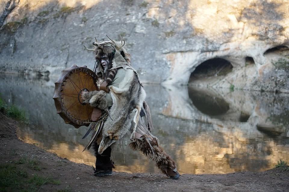 В «Оленьих ручьях» расположены шесть природных пещер