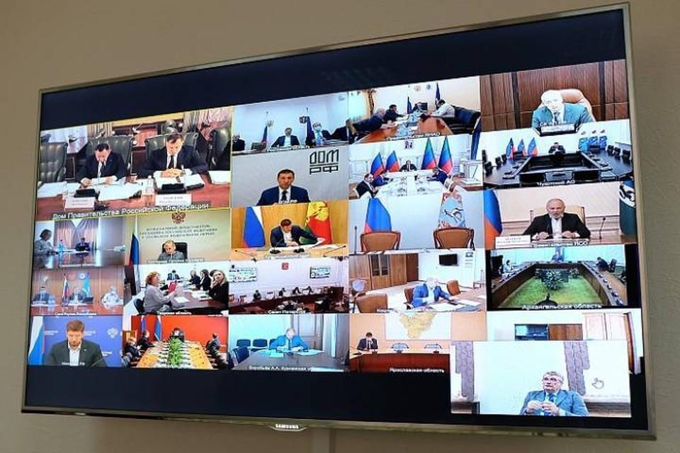 Речь об этом шла на заседании правительственной комиссии по региональному развитию. Фото: kirovreg.ru