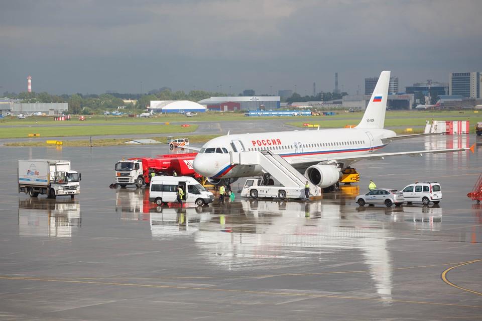 Регулярные рейсы из Пулково в Дубаи возобновятся с 8 октября
