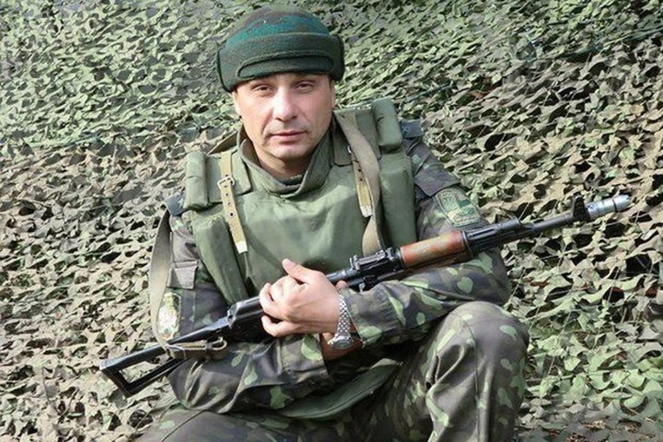 Дмитрий Кащенко причастен ко многим военным преступлениям. Фото: Личный архив Дмитрия Кащенко