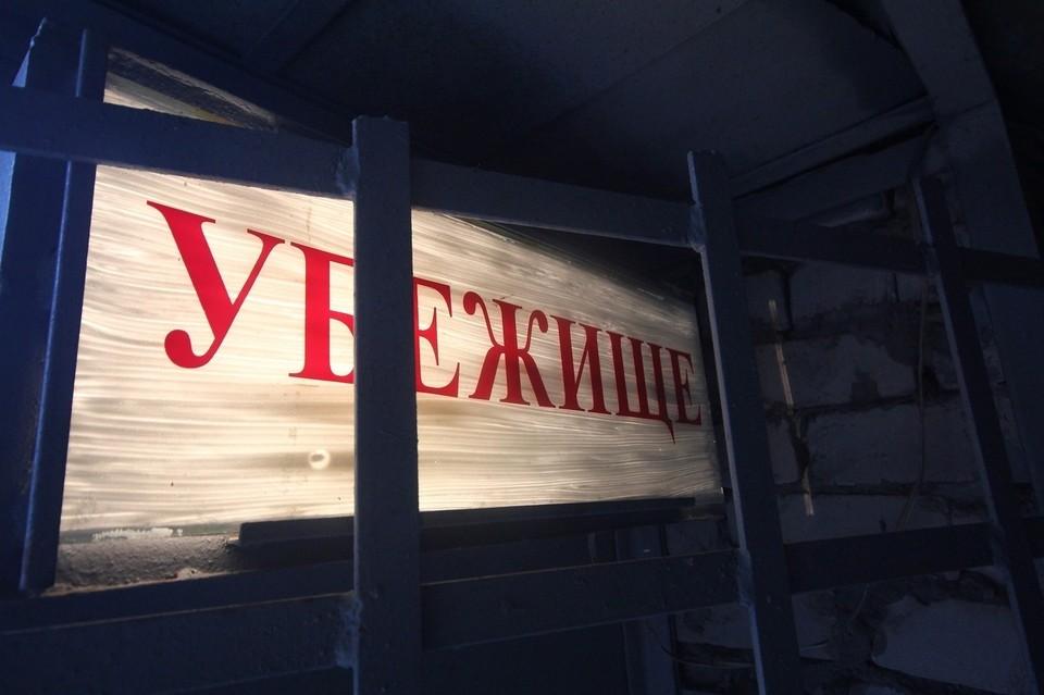 Информация о пострадавших в районе комбината не поступала