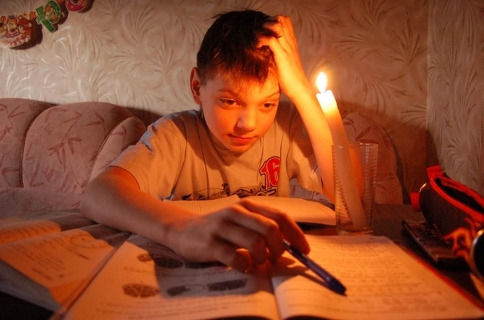10 сентября жителям Сочи придется провести несколько часов без света