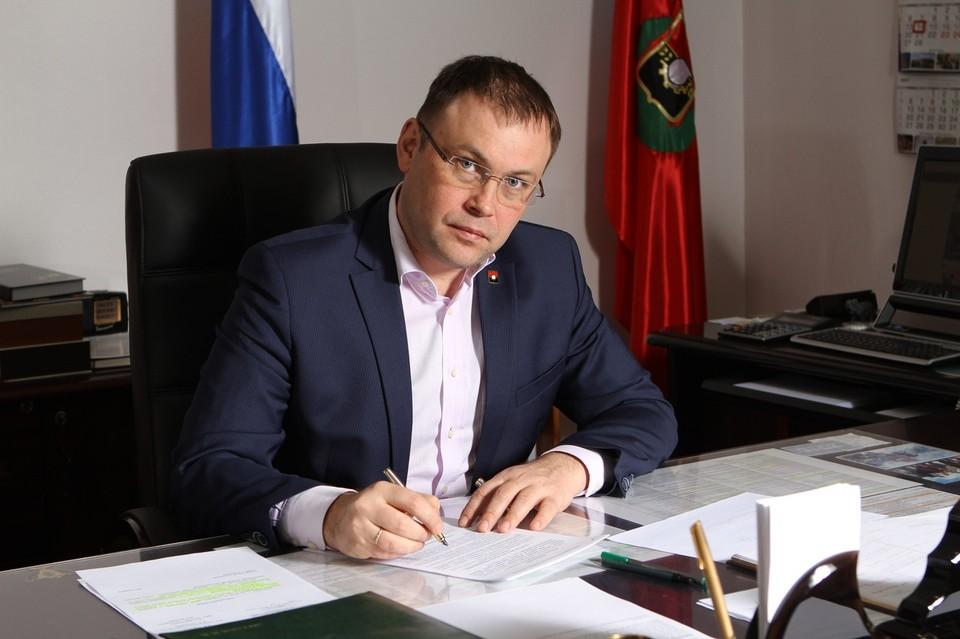 На пост главы Кемерова переизбрали Илью Середюка. Фото: ВКонтакте/ilyaseredyuk.