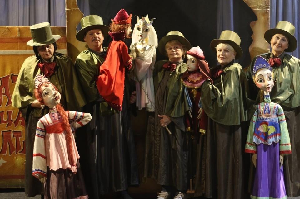фото Владимирского театра кукол