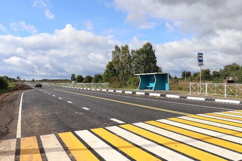 На трех межмуниципальных автобусных маршрутах Ярославской области будут введены дополнительные остановки