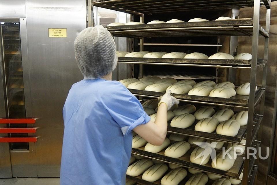 Сысертский хлебокомбинат остановил работу 1 сентября