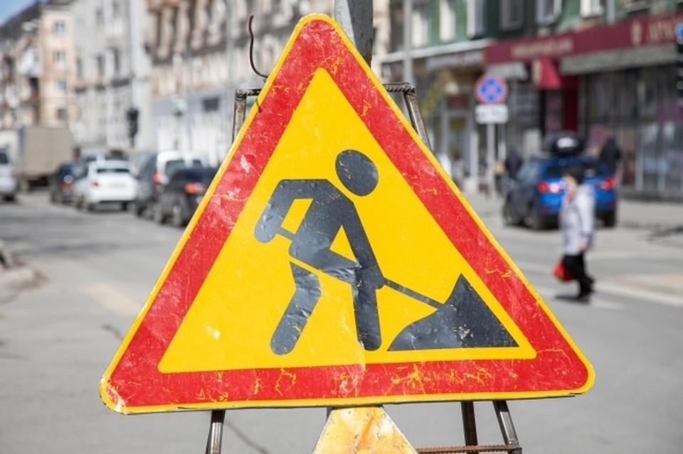 В Симферополе до конца года предстоит завершить ремонт на 30 дорогах