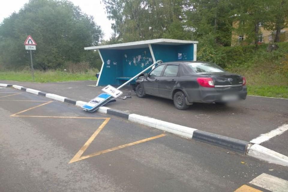 В Ярославской области в аварии пострадал 11-летний мальчик