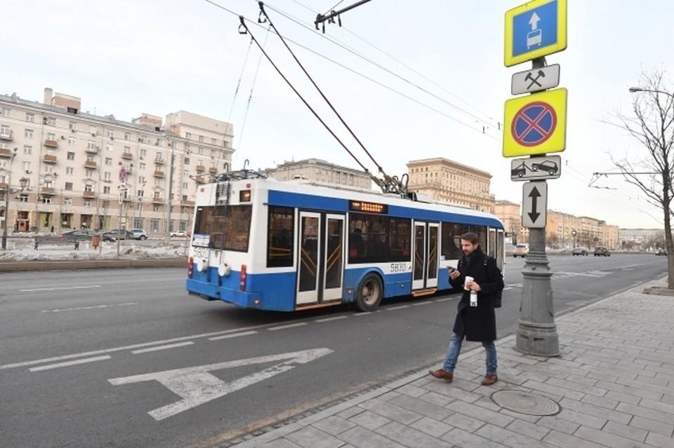 В Новосибирске временно изменят схему движения троллейбусов №4 и №24 по Ленинскому району.