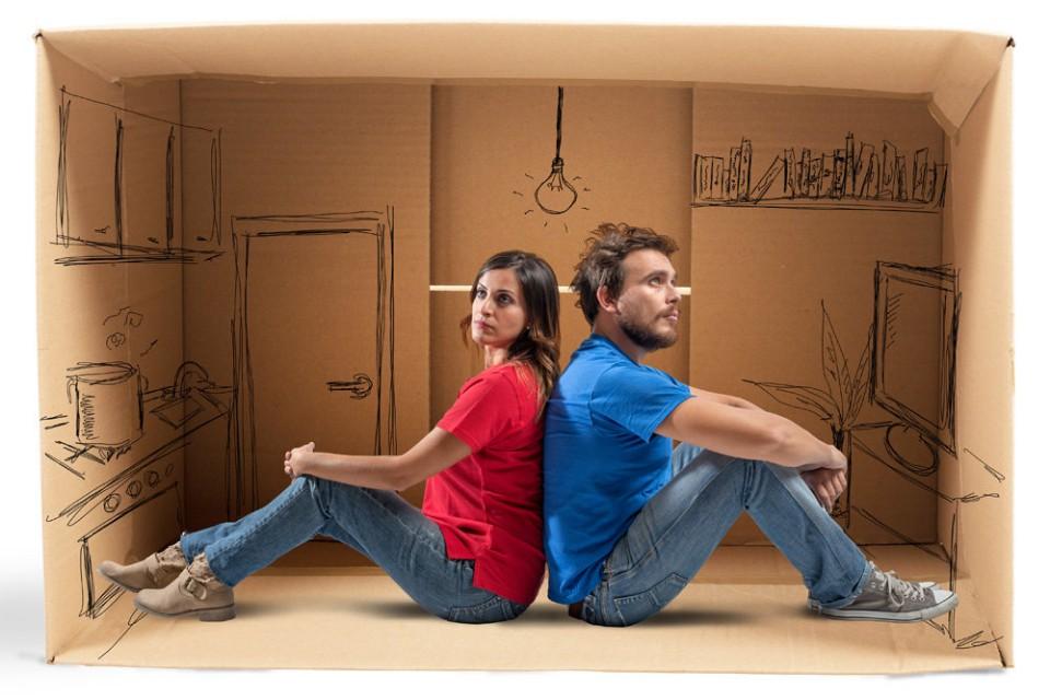 Цены на квартиры, как на дворец, а размеры - как кортонная коробка.