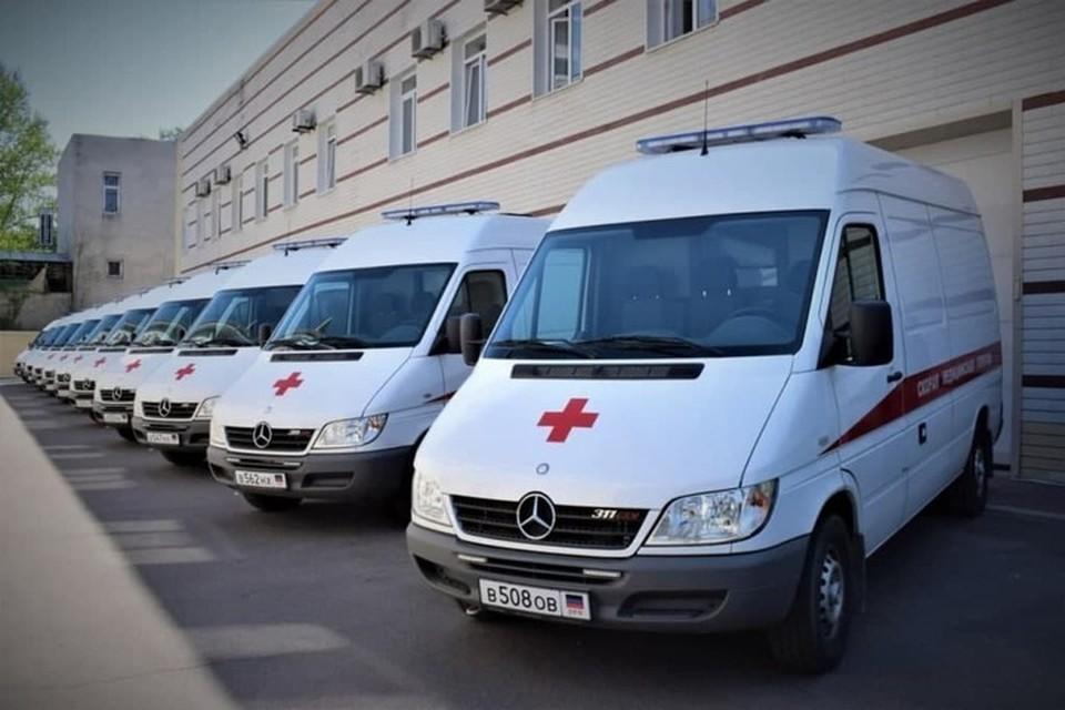 В ДНР не хватает бригад скорой помощи на все вызовы. Фото: МЗ ДНР