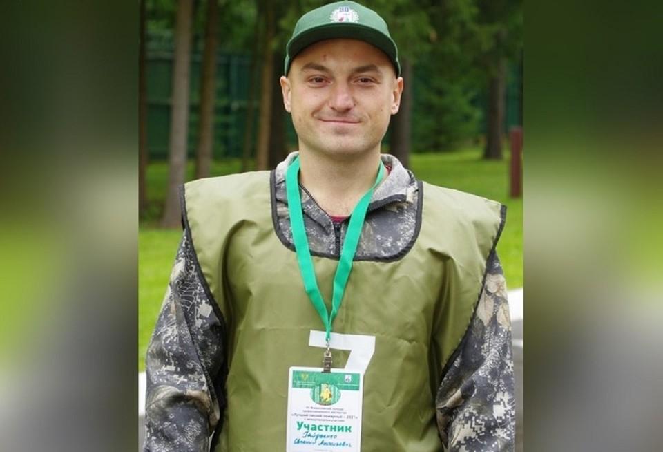 Евгений Гайдаенко по итогам соревнований стал серебряным призером конкурса. Фото: ugra-news.ru