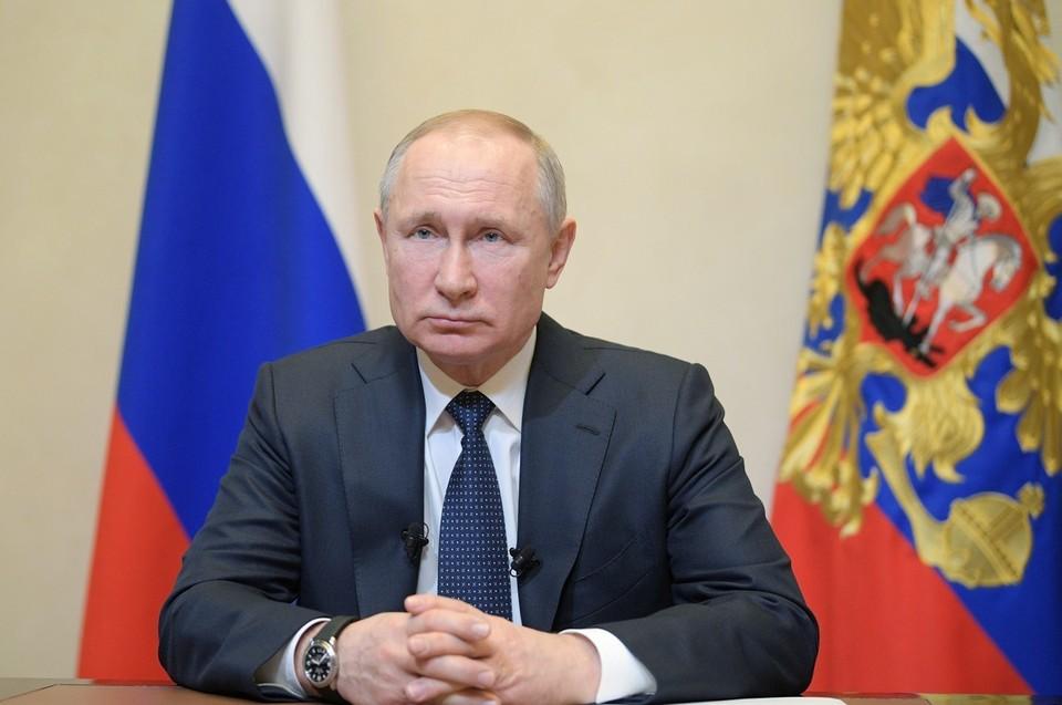 Путин: Россия и Москва идут на исторический рекорд по строительству жилья