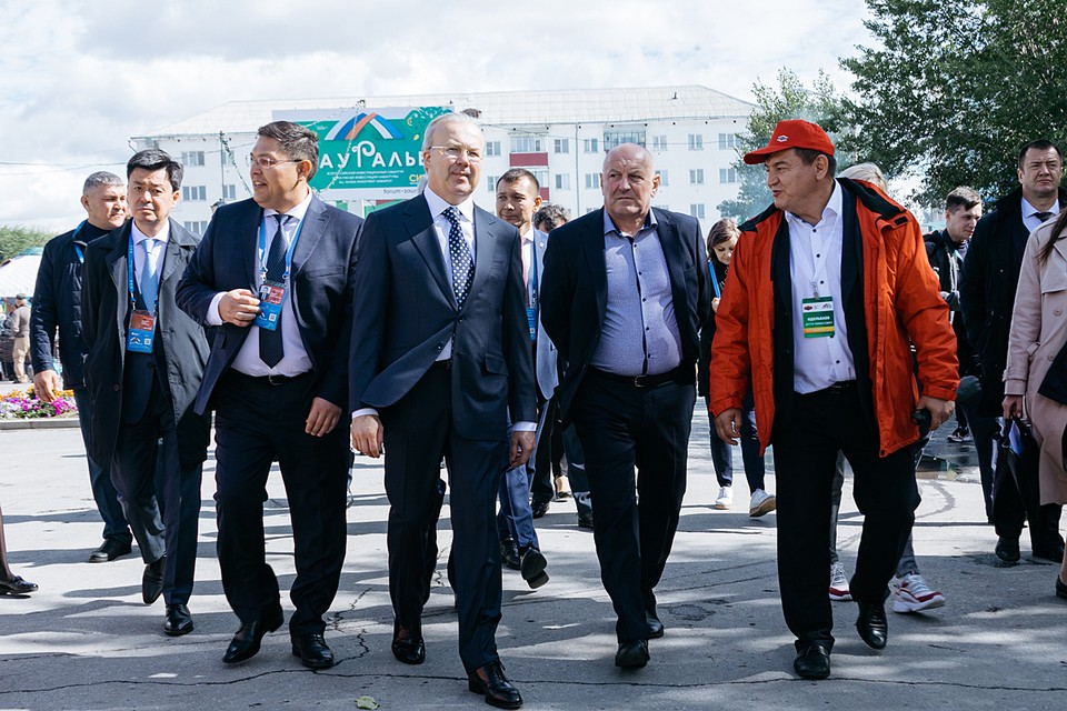 Премьер-министр Республики Башкортостан Андрей Назаров уверен, что в Республике есть огромный инвестиционный потенциал