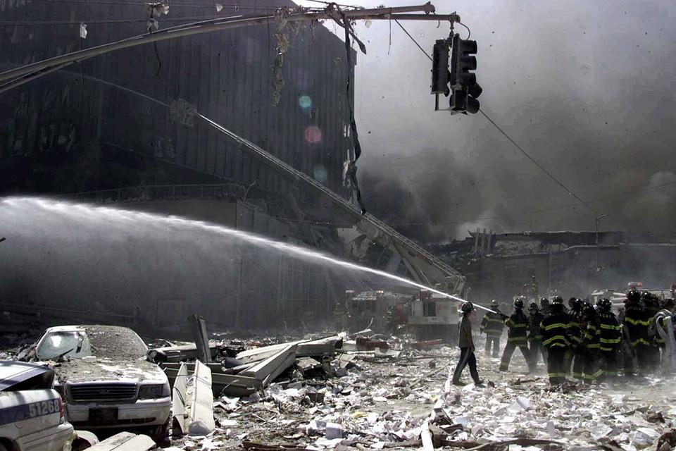 11 сентября 2001 года все нью-йоркцы, пережил колоссальный шок.