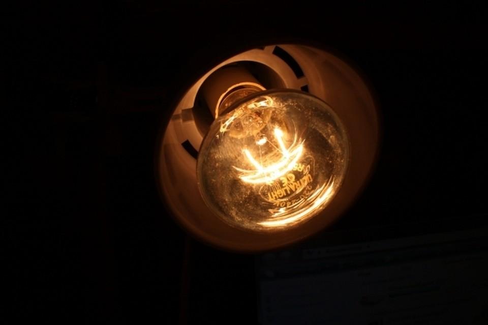 Электричества не будет в рабочее время.