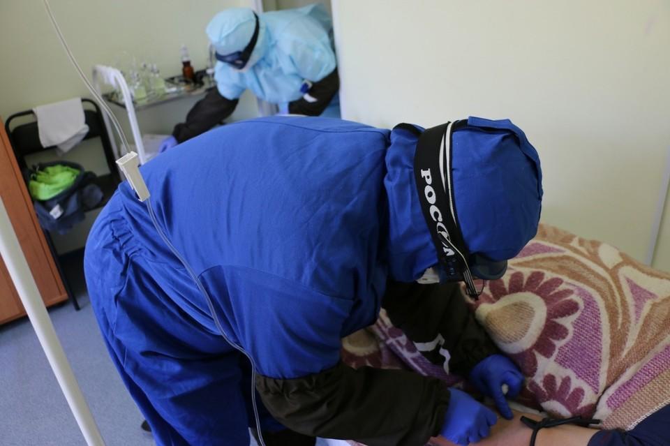 Число заболевших коронавирусом на Ямале на 12 сентября 2021 года увеличилось на 96 человек.