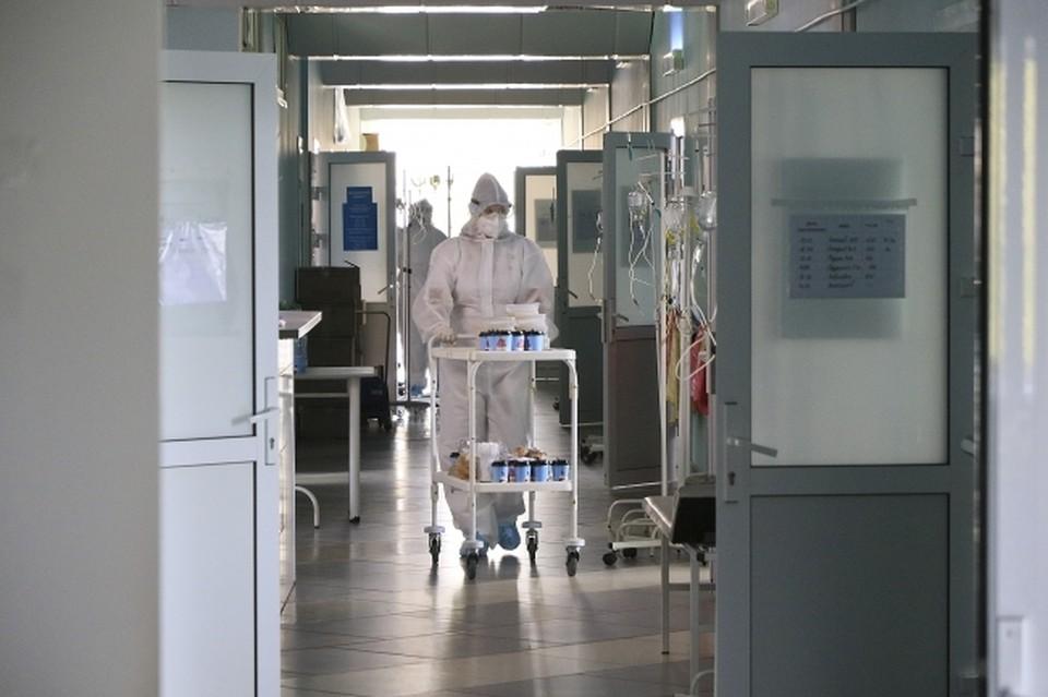 В Ростовской области коронавирусом заразились еще 472 человека