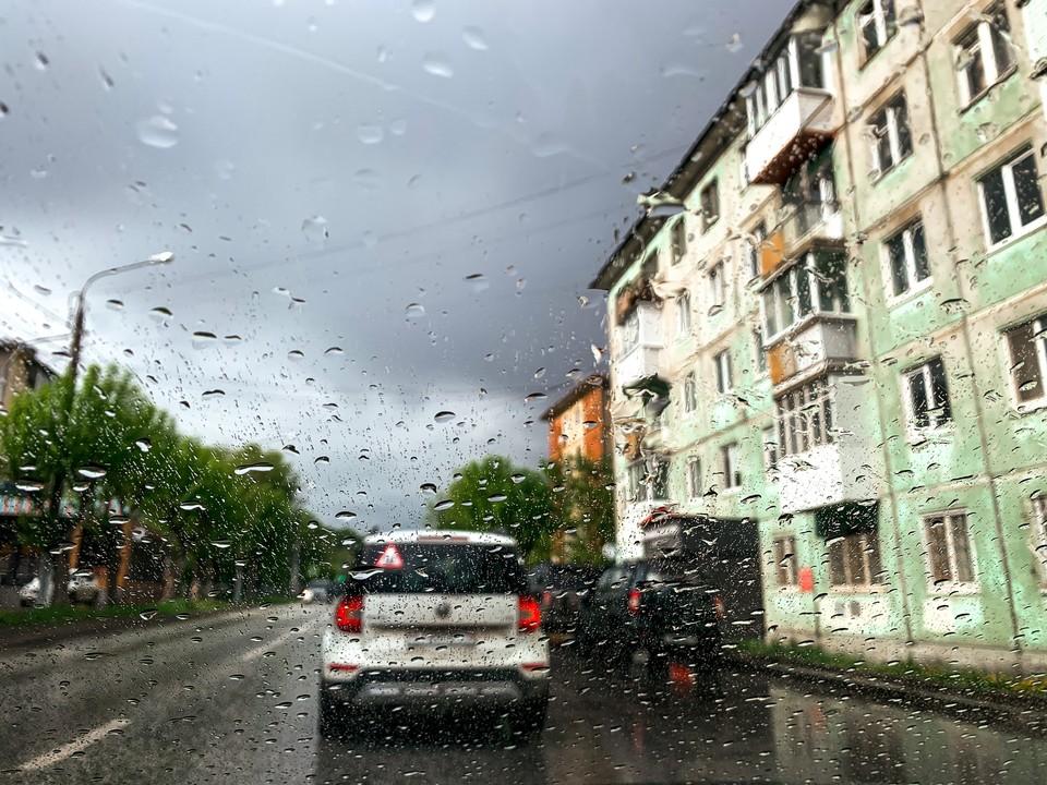 Возможны небольшие дожди Фото: архив КП