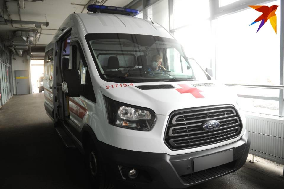 В Мурманскую область поставят новые машины скорой помощи.