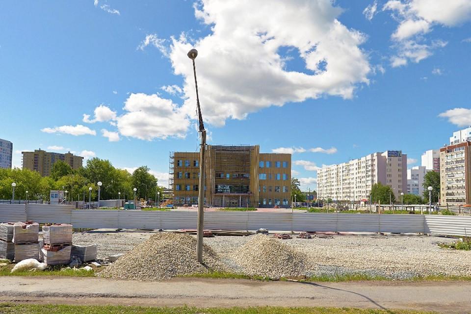 Главную площадь города преобразят. Фото: сервис Яндекс.Карты