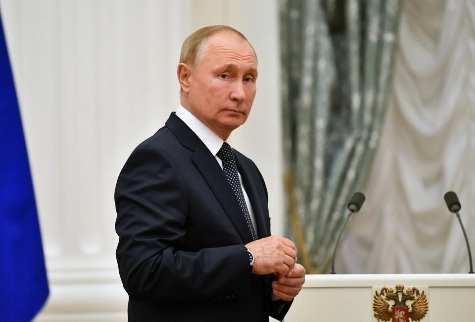 """Владимир Путин проведет совещание с правительством РФ и руководством """"Единой России"""" 14 сентября 2021 года"""