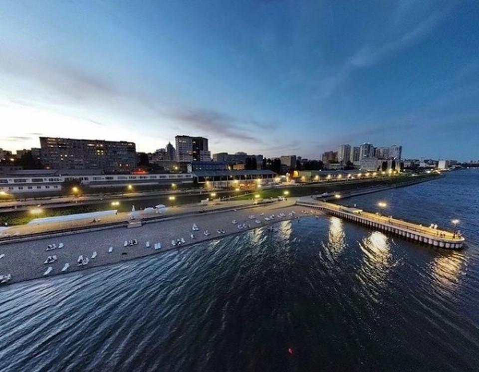 Фестиваль пройдет в районе нового пляжа. Фото из инстаграма Саратовского пляжа