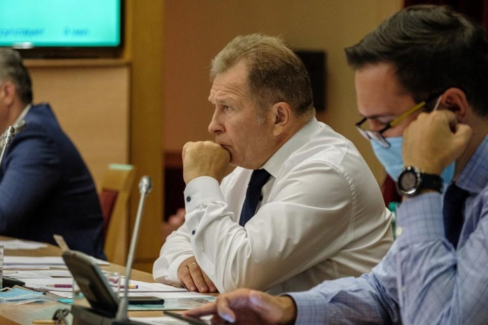 МедиаИндекс председателя Законодательного собрания Кировской области составил 58. Фото: zsko.ru