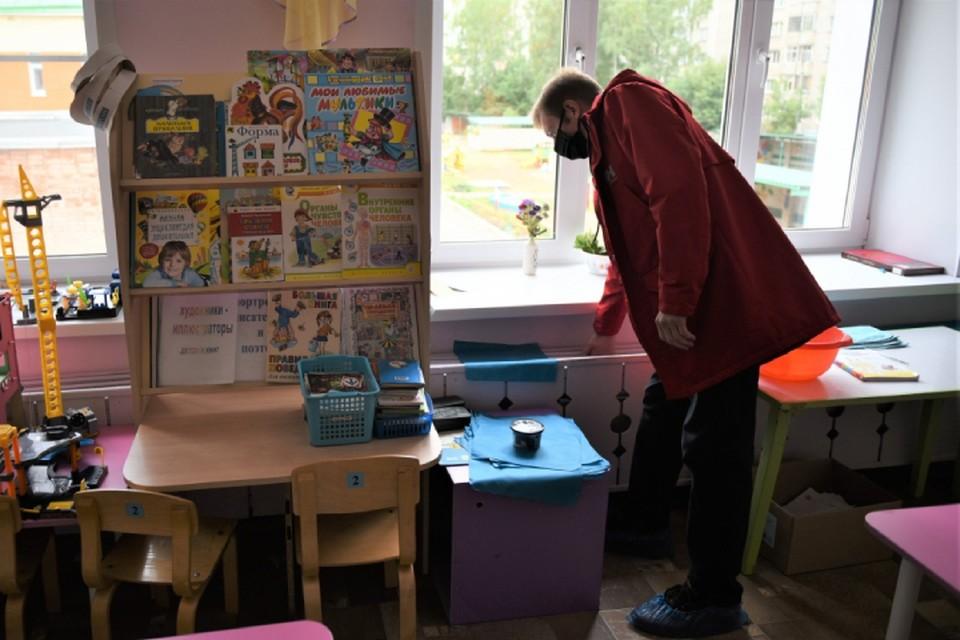 Тепло в школы, больницы и детсады начали подавать с 8 сентября. Фото: admkirov.ru