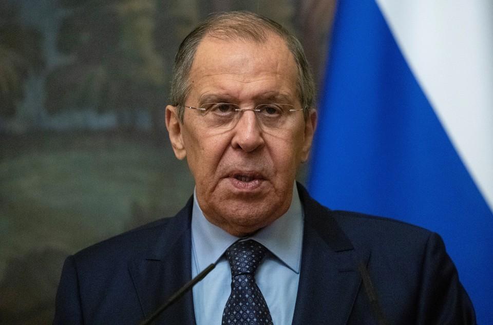Сергей Лавров обсудил с главой МИД Хорватии перспективы двусторонних отношений