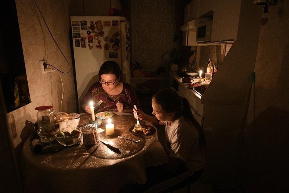 «Россети Урал» пообещали восстановить электроснабжение в течение часа