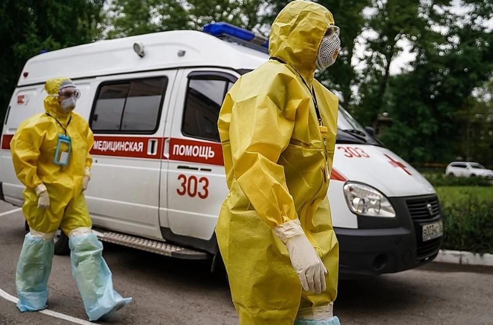С начала пандемии ковидом в Прикамье заболели 94 158 жителей.