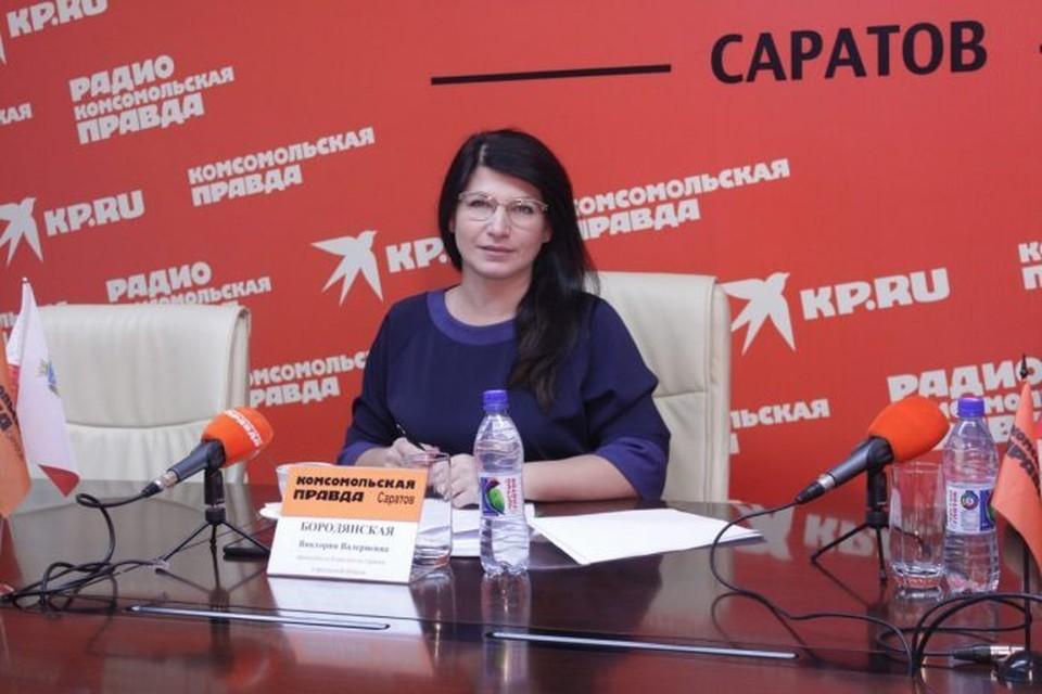 Виктория Бородянская