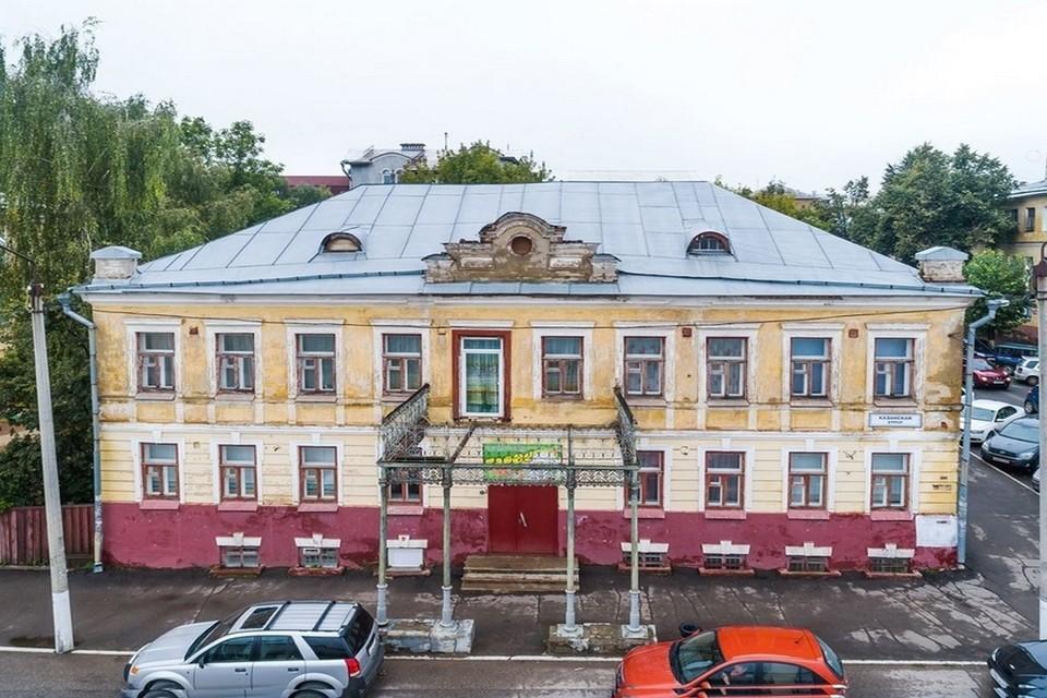 Дом Гусева был построен в 1812 году. Фото: vk.com/vyatkawalks